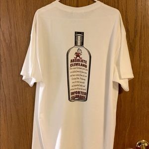 "Cleveland Browns ""Absolute"" Tee Men's XL"